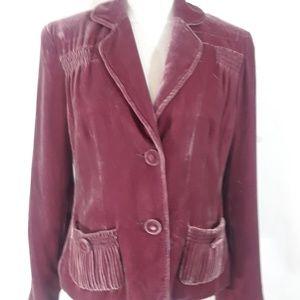 TRIBAL VTG  blazer Size 6